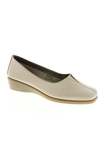 the flexx chaussures femme de couleur beige