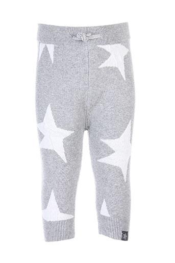 Pantalon casual gris MOLO pour fille