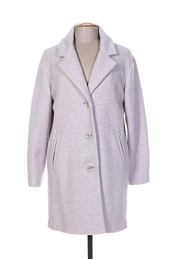 gelco manteaux femme de couleur beige