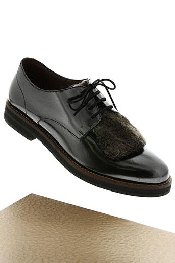 muratti chaussures femme de couleur noir