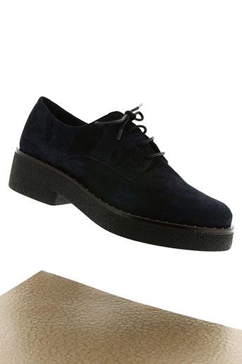 riva di mare chaussures femme de couleur bleu