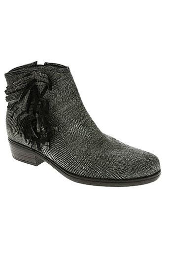 gaimo chaussures femme de couleur noir