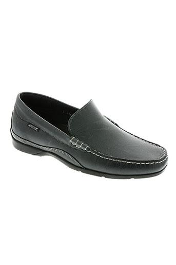 mephisto chaussures homme de couleur bleu