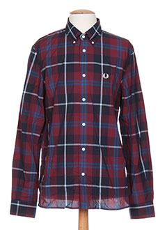 Produit-Chemises-Homme-FRED PERRY