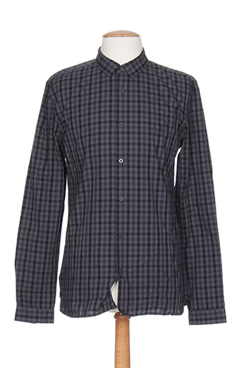 kiliwatch chemises homme de couleur gris