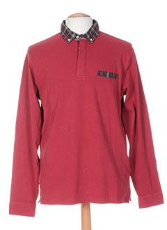 Produit-T-shirts / Tops-Homme-SERGE BLANCO