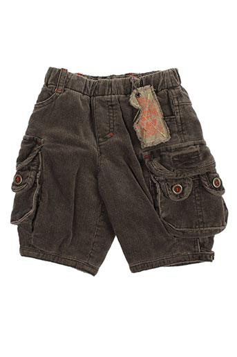 confetti shorts / bermudas garçon de couleur gris