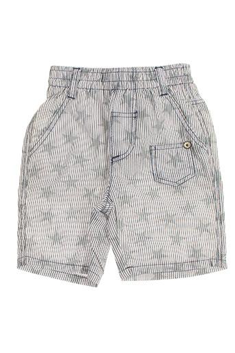jean bourget shorts / bermudas garçon de couleur gris