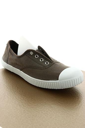 chipie chaussures femme de couleur marron