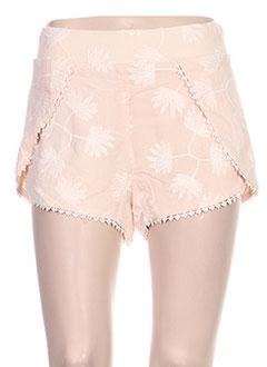 Produit-Shorts / Bermudas-Femme-AMENAPIH
