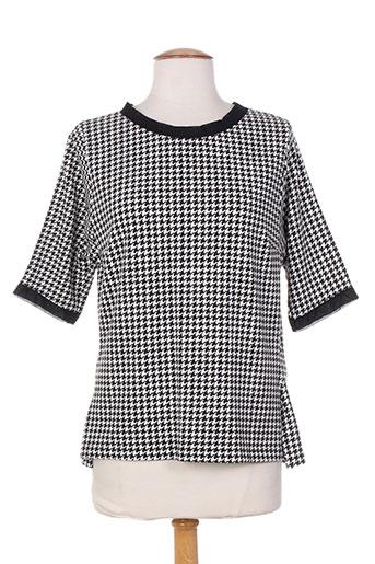 rinascimento t-shirts / tops femme de couleur noir
