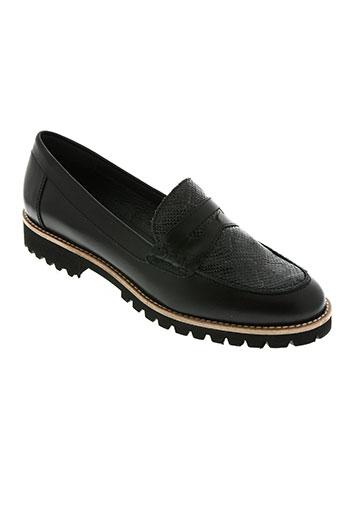 he spring chaussures femme de couleur noir