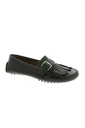 voyagers chaussures femme de couleur noir