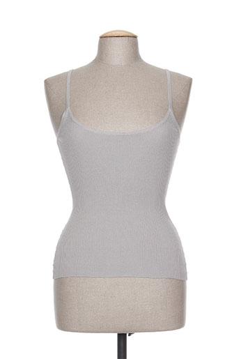 infinitif chemises femme de couleur gris