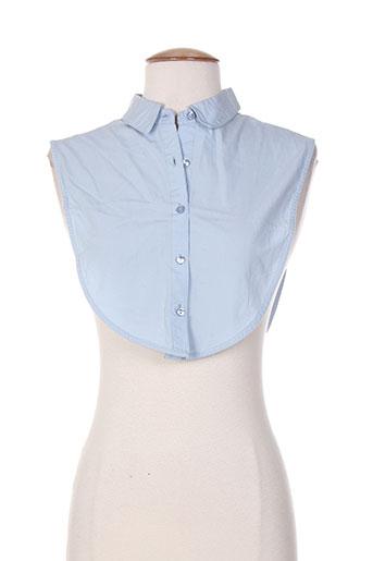 only accessoires femme de couleur bleu