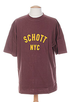 Produit-T-shirts-Homme-SCHOTT