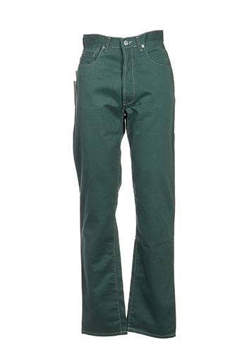 jacobs EFFI_CHAR_1 jacobs pantalons femme de couleur vert