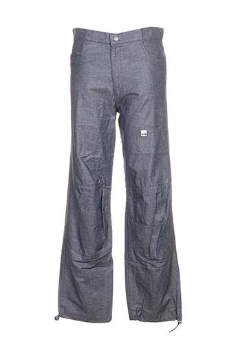 loona pantalons femme de couleur gris