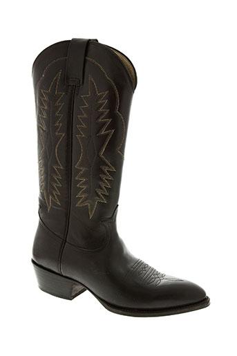 go'west chaussures homme de couleur marron