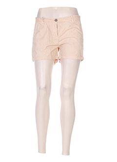 Produit-Shorts / Bermudas-Femme-REDSOUL
