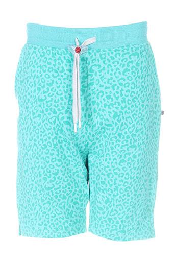 sweet pants shorts / bermudas garçon de couleur vert
