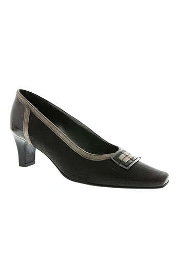 artika soft chaussures femme de couleur gris
