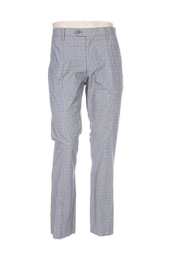 teddy smith pantalons femme de couleur gris
