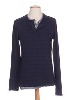 Produit-T-shirts / Tops-Homme-SCOTCH & SODA