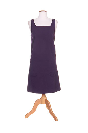 bray robes femme de couleur violet