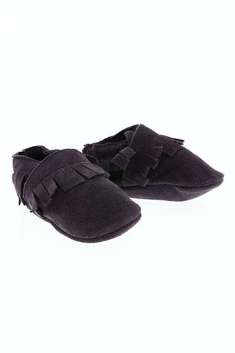 shooshoos chaussures fille de couleur violet