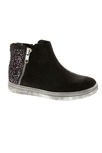 acebos chaussures fille de couleur gris