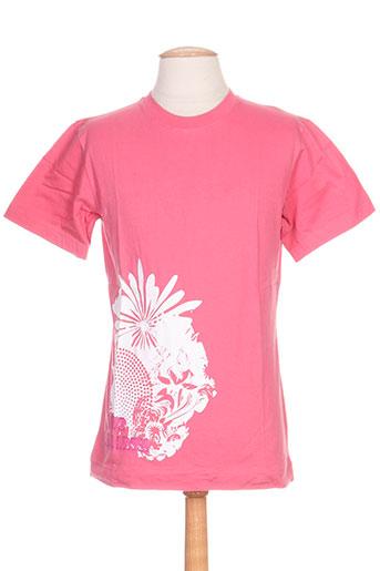 ideo t-shirts / tops homme de couleur rose