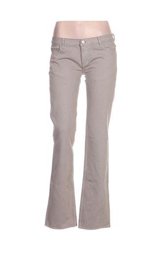 nu jeans jeans femme de couleur gris