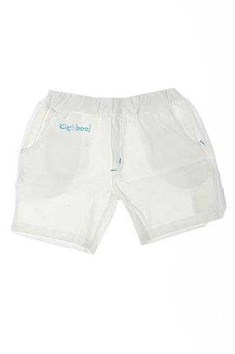 kik&boo shorts / bermudas enfant de couleur beige