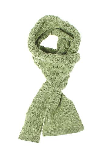 ideo accessoires fille de couleur vert