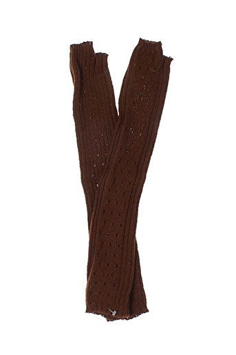 ethos accessoires femme de couleur marron