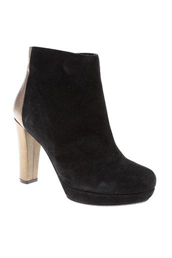 chacok chaussures femme de couleur noir