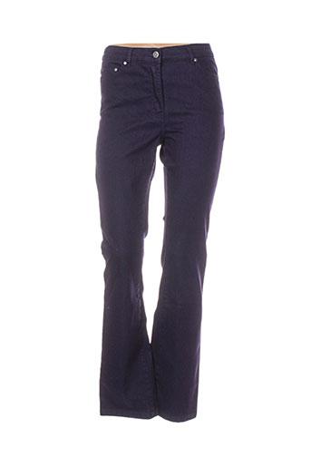 karting pantalons femme de couleur violet