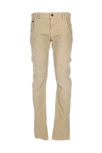 esprit pantalons homme de couleur beige