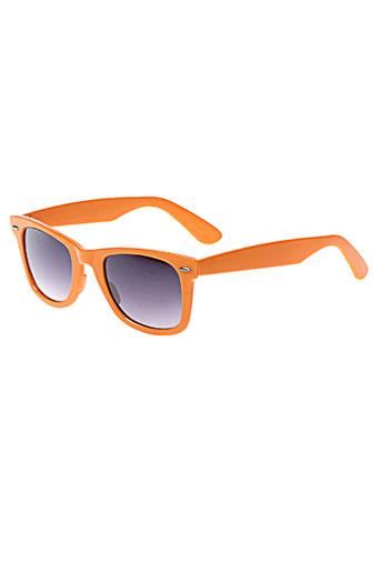 Lunettes de soleil orange BAHIA BEACH BAULE pour femme