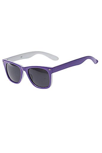 Lunettes de soleil violet BAHIA BEACH BAULE pour femme