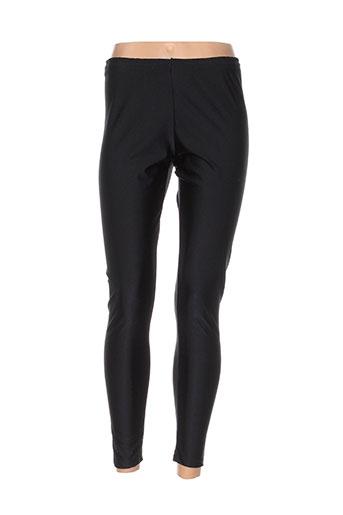 roc sport pantalons femme de couleur noir