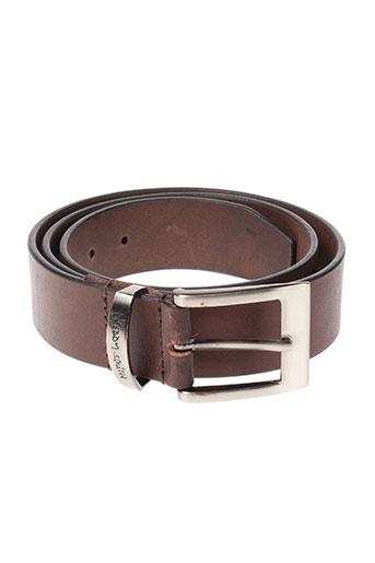 teddy smith accessoires homme de couleur marron