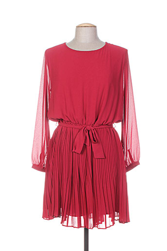 fracomina robes femme de couleur rouge