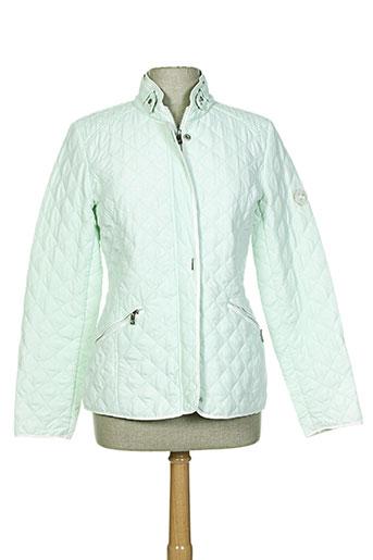 bulté manteaux femme de couleur vert