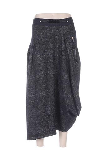high jupes femme de couleur noir