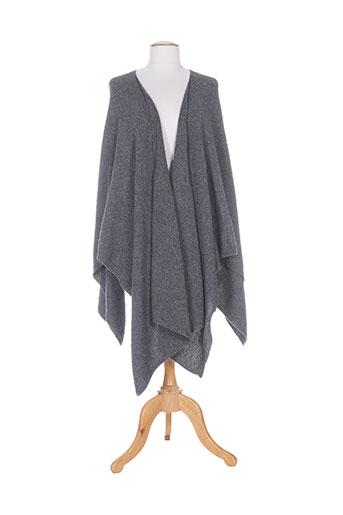 maevy vestes femme de couleur gris