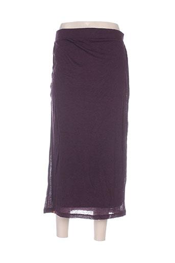 maevy jupes femme de couleur violet