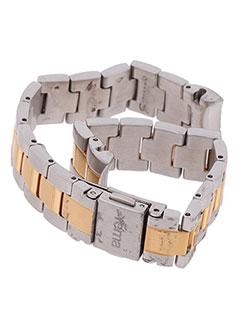 Bracelet de montre gris YEMA pour femme