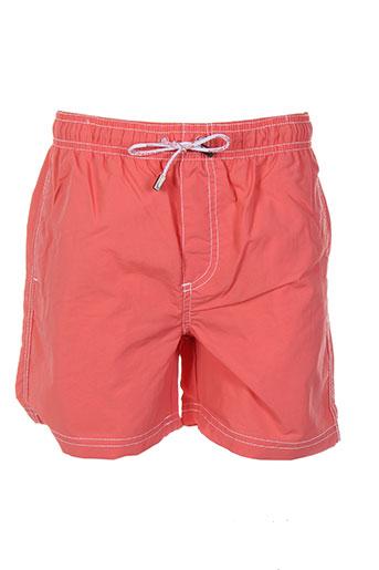 ritchie maillots de bain garçon de couleur orange